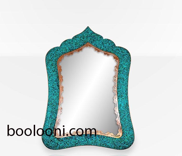 آینه مستطیل فیروزه کوب27سانتی