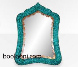 آینه مستطیل فیروزه کوب47سانتی