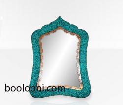 آینه مستطیل فیروزه کوب39سانتی